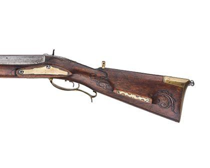 Rifle Wall-defence rifle