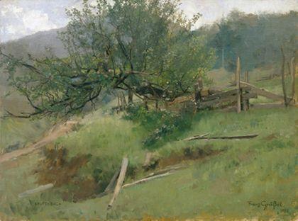 Franz Xaver Gräßel Meadow Slope (Lautenbach)
