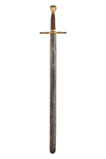 Épée de bourreau