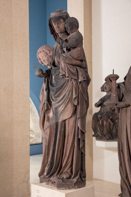Münsterbauhütte, Freiburg The Virgin and Child