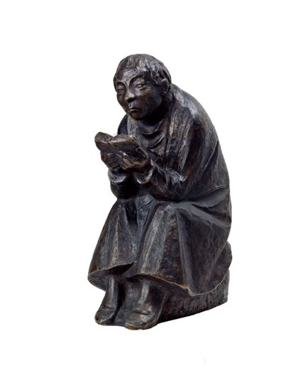 Ernst Barlach The Reader