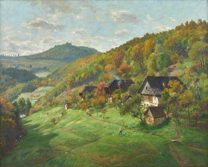 Wilhelm Gustav Friedrich Hasemann Karfunkelstadt