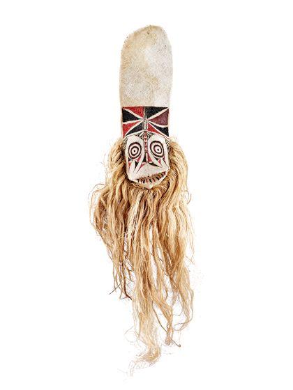 Masque Masque de femme « sivirit »