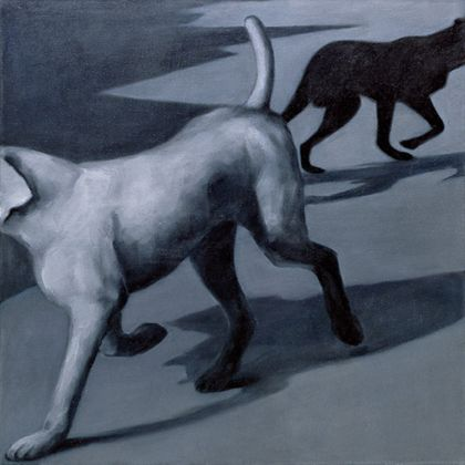 Anna Löbner The Dogs