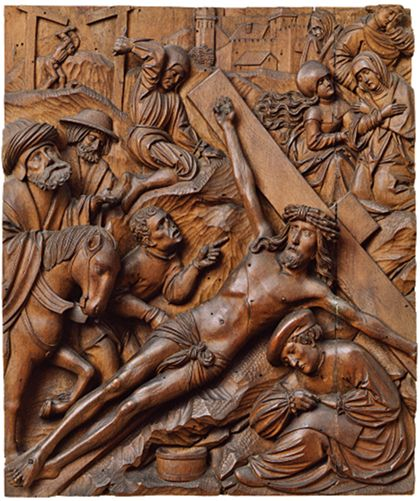 Daniel Mauch Four scenes from the Childhood and Passion of Christ