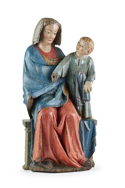Maria <von Nazareth> The Virgin and Child
