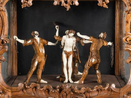 Cinnamon The Flagellation of Christ