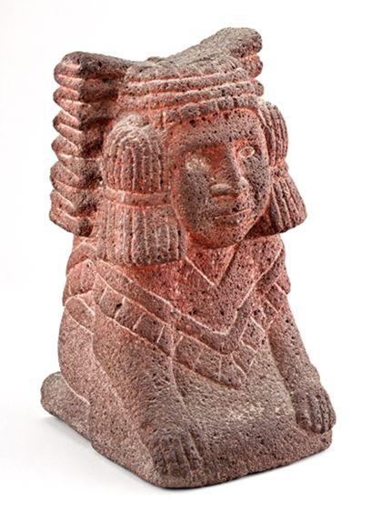 Figure Statue de pierre