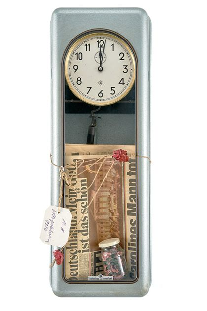 Raymond-Émile Waydelich Greater Germany Clock