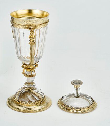 Trophy Goblet with cap