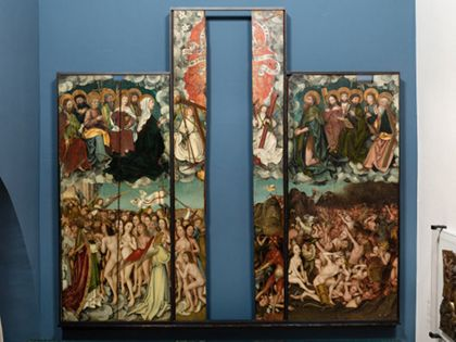Martin Schaffner The Last Judgement