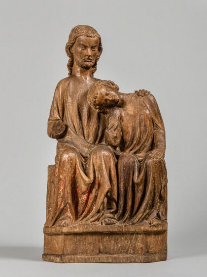 Oberschwäbisch Group of Christ and St John the Evangelist