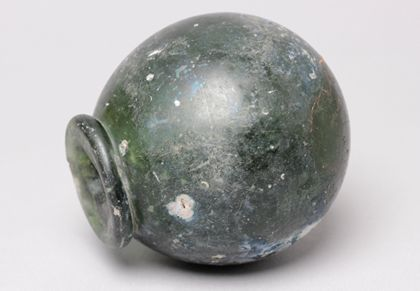 Shell Glass hand grenades