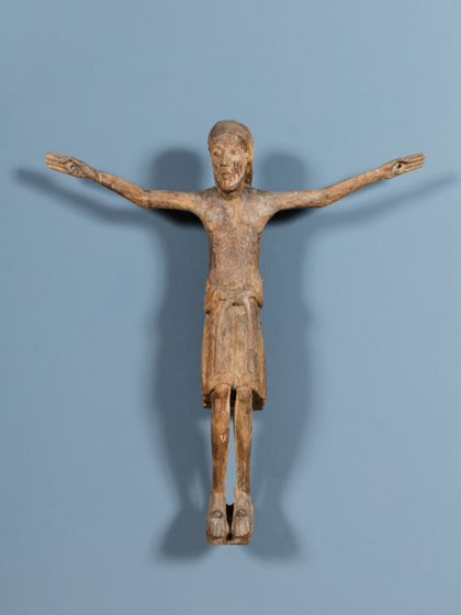 Südwestdeutsch The Crucified Christ
