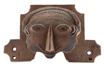 Sculpture 'Kleiekotzer' [bran gargoyle ]