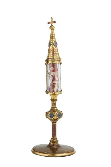 Reliquary Tower reliquary