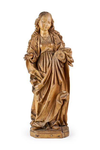 Oberrheinisch Female Saint