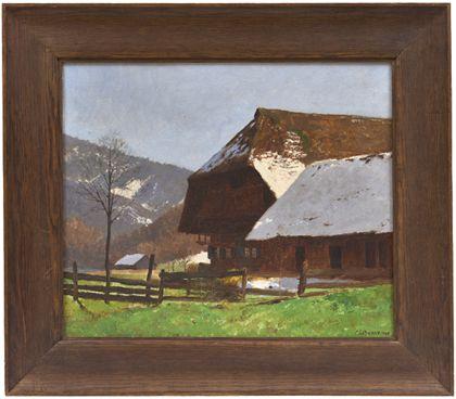 Karl Schuster Black Forest Idyll