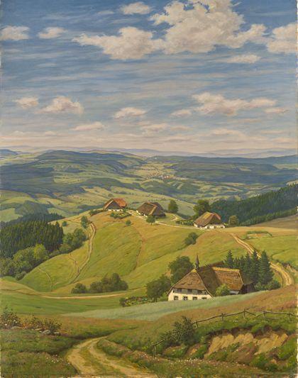 Julius Heffner The Hornberg